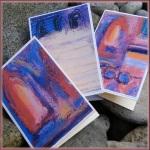 set of mini cards No2
