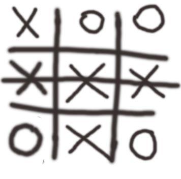 Ayo bermain!: Noughts and Crosses - From Anne MacKelvie