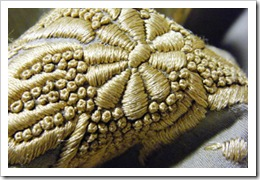 stitching on Breton costume Blog