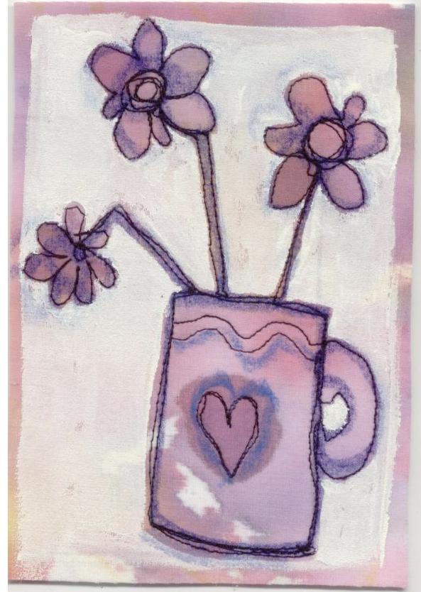 Rosie's mug