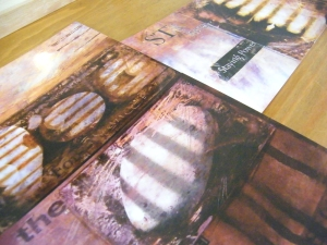 postcards of art work