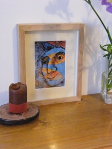 photo of framed art
