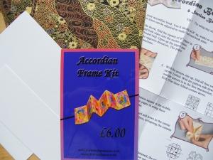 photo of paper folding kit
