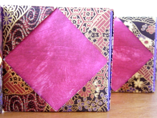 origami frame book