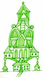 phantasy building doodle